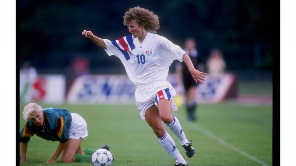 Top 10 women's soccer players of all time