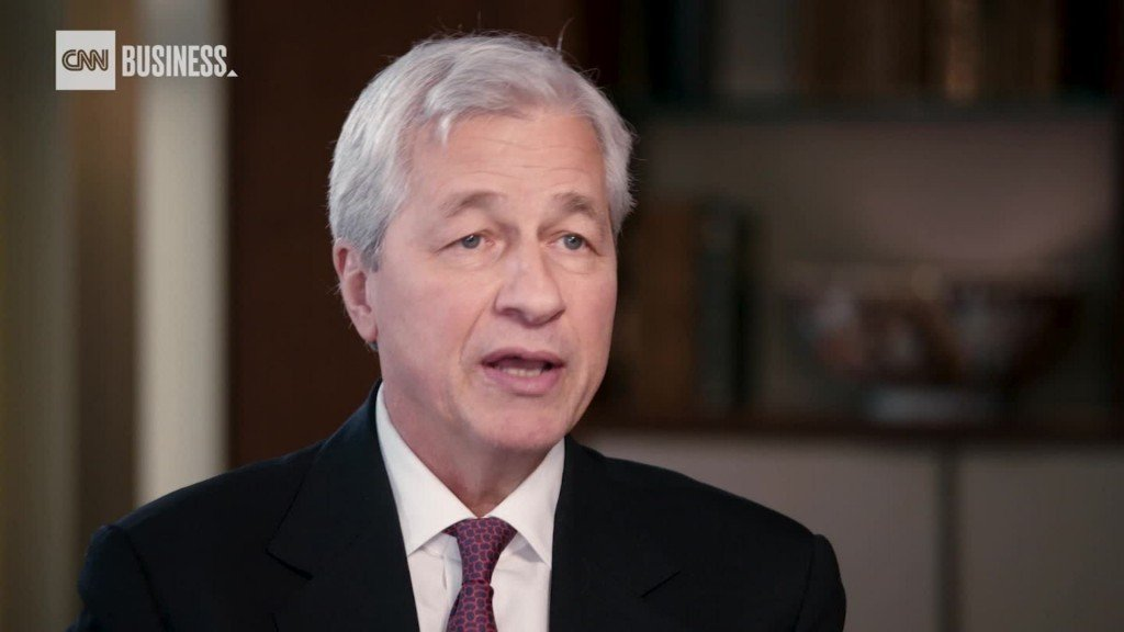 Jamie Dimon: US economy has been 'fundamentally anti-poor'