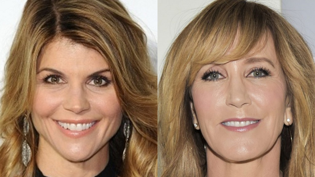 Lori Loughlin, Felicity Huffman: Faces of college admissions scandal