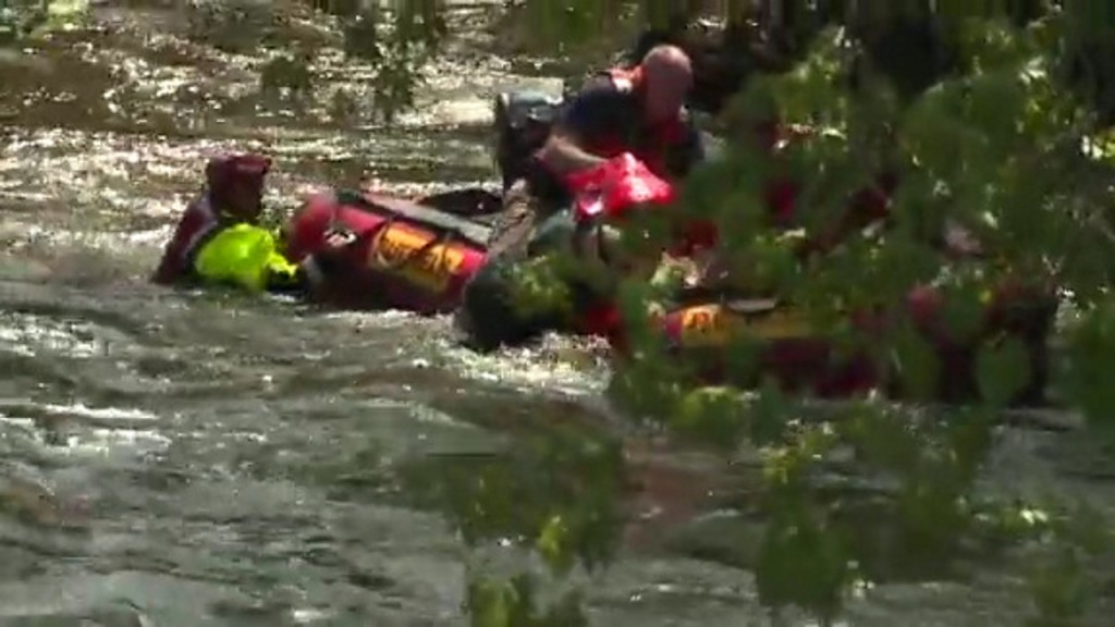 More rescued from Ohio's Cuyahoga River despite warnings