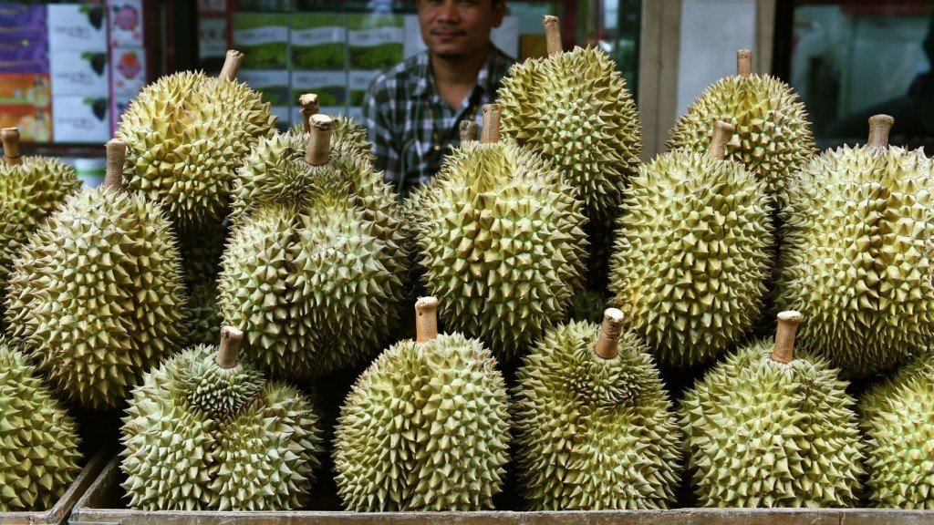 $1,000 price tag for unique Indonesian durian raises a stink