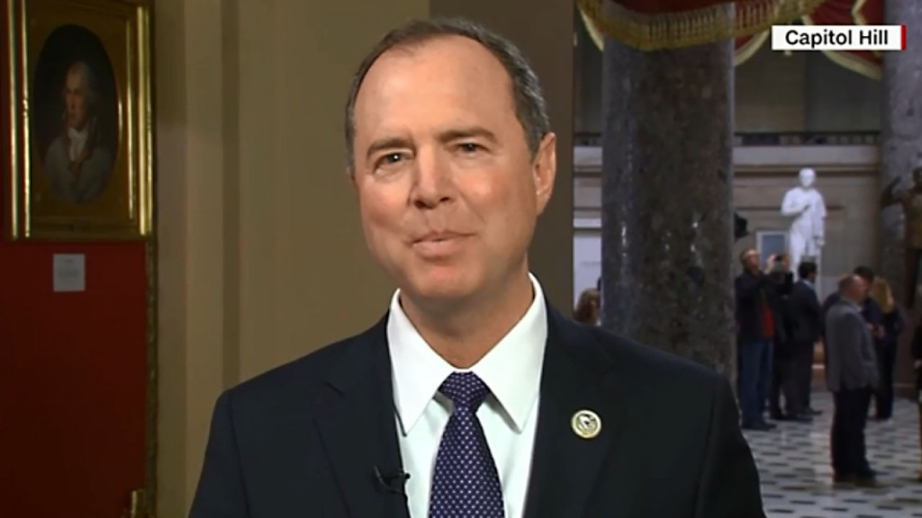 Adam Schiff: Trump could 'face the real prospect of jail time'