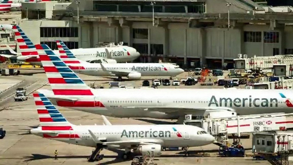 Unruly passenger forces American Airlines flight to land