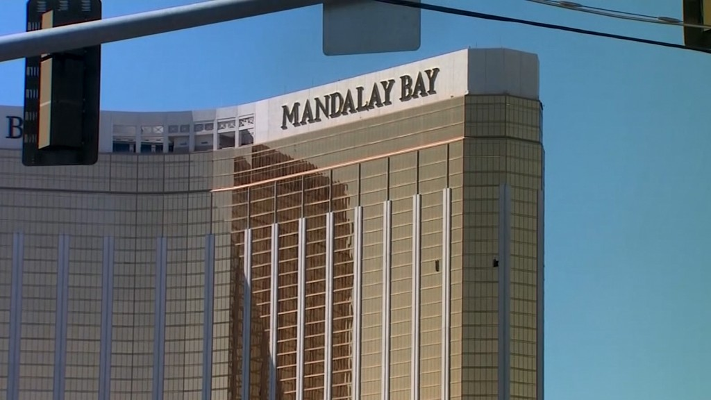 MGM says it could pay $800 million in Vegas massacre settlements