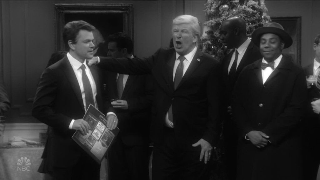 'SNL' shows what life would've been like if Trump were never elected president