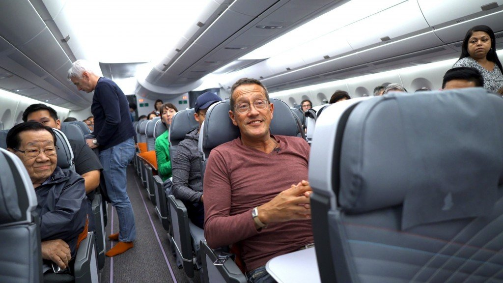 Health Minute: Staying healthy on an airplane