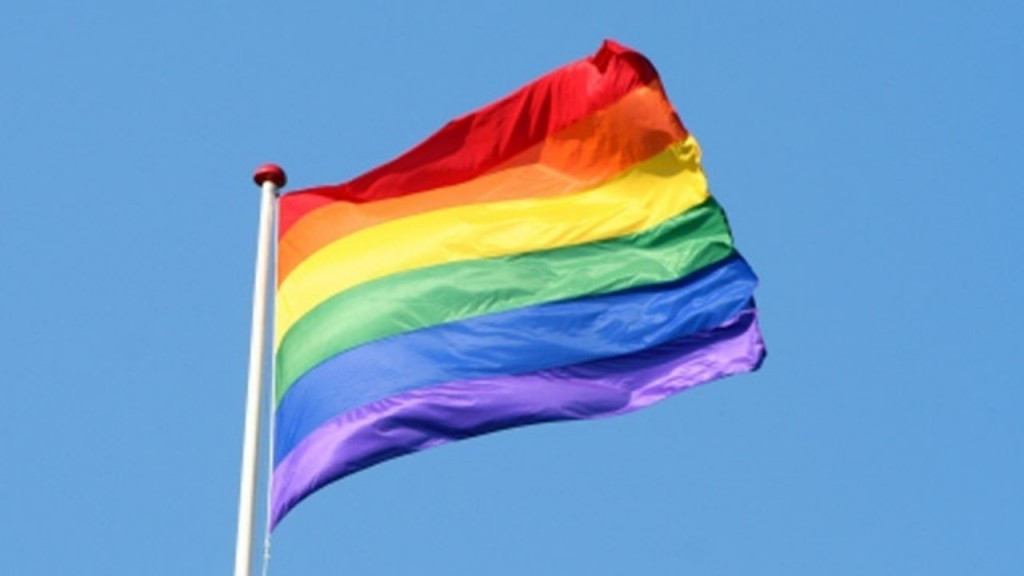 California joins states flying Pride flag this month