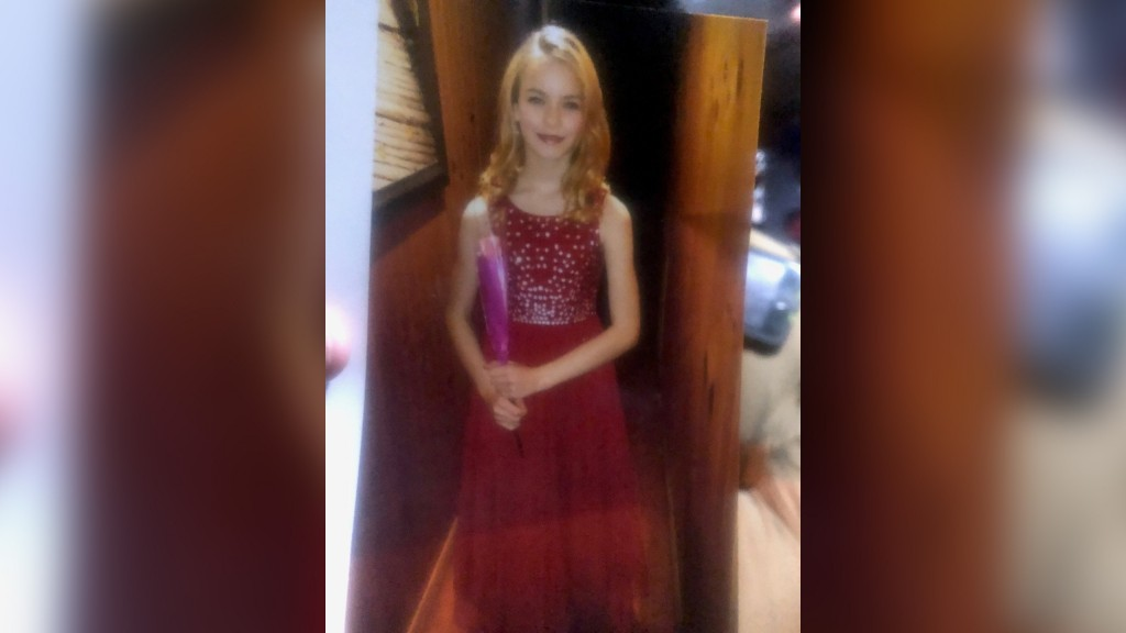 Alabama authorities charge man in death of 11-year-old girl