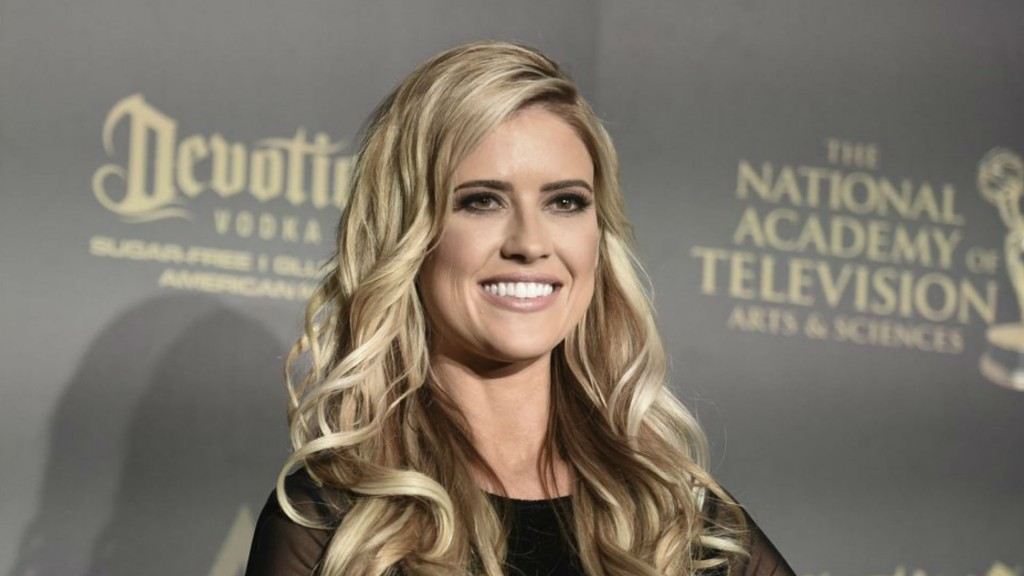 Christina El Moussa marries Ant Anstead in surprise wedding