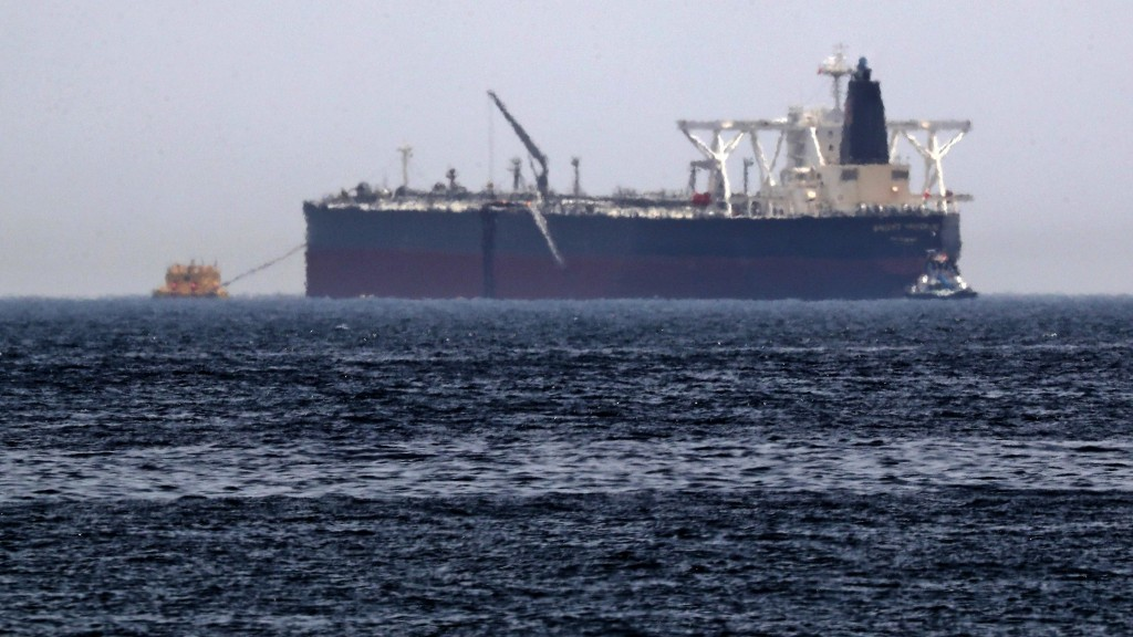 Oil prices rise after Saudi Arabia reports tanker attacks