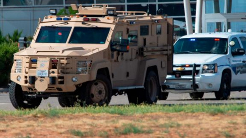 Gunman in Texas massacre was fired just hours before shooting