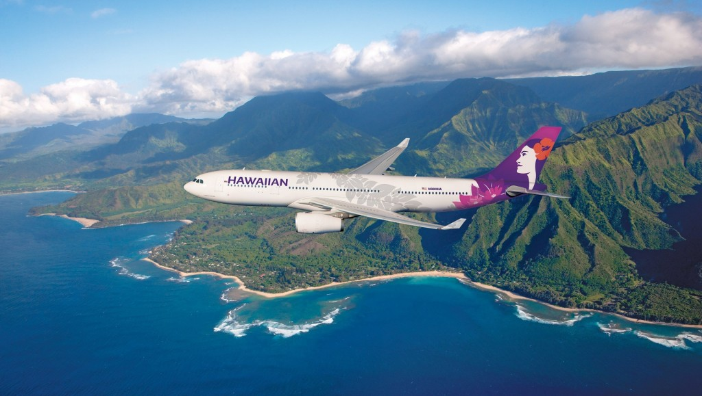 Hawaiian Airlines plane diverted after flight attendant dies