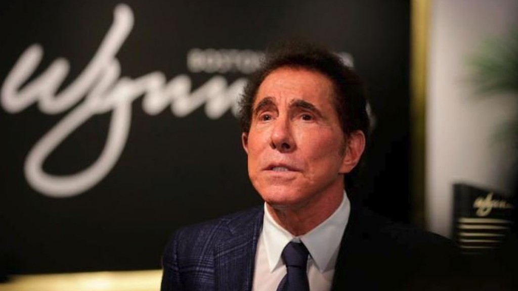 Nevada gaming board wants to ban casino mogul Steve Wynn