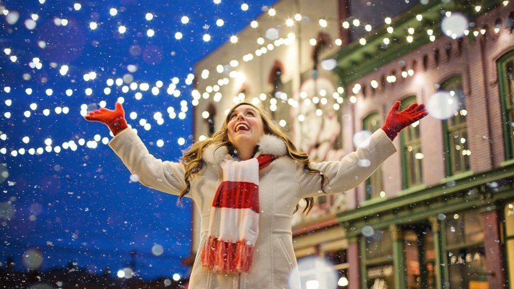 Here's the Hallmark Christmas movie lineup