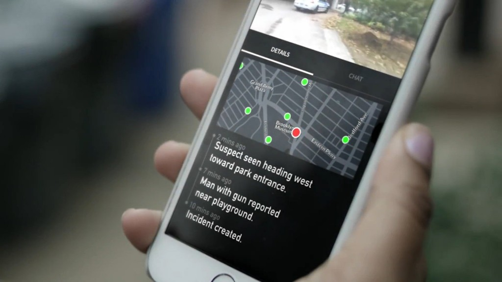 Real-time crime alerting app Citizen growing in big cities