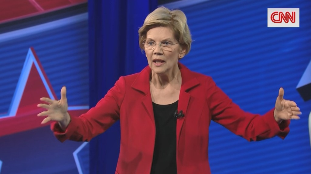 Elizabeth Warren rejects Fox News town hall invite, slams network's 'hate-for-profit' model