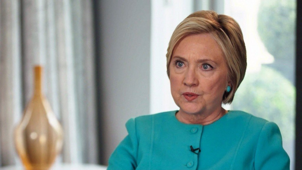 Hillary Clinton: 'I'm in favor of moving toward impeachment'