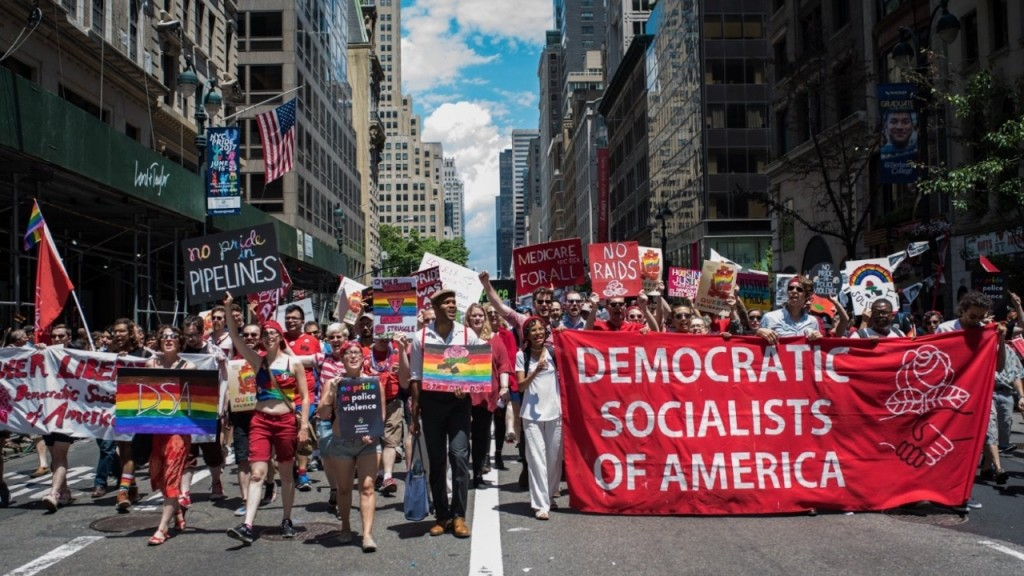 Democratic socialist revolution comes to a crossroads