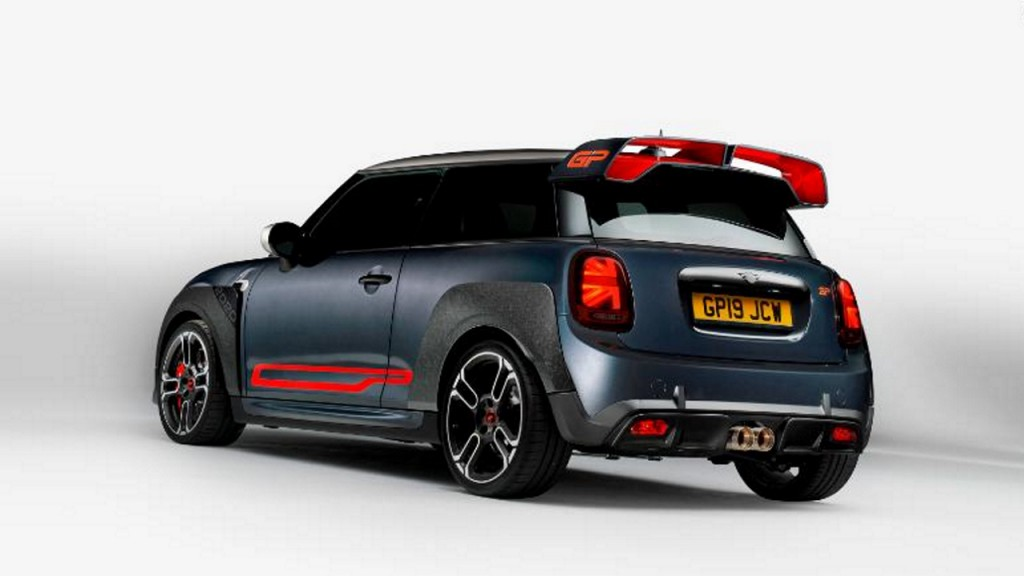 This will be the fastest Mini Cooper on the road