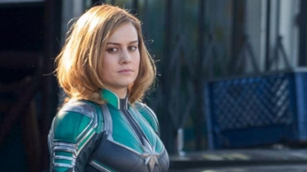 'Captain Marvel' takes off as Marvel tests limits of its universe