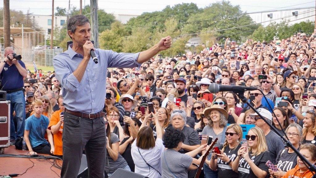 O'Rourke called for 'significant' spending cuts for US in 2012