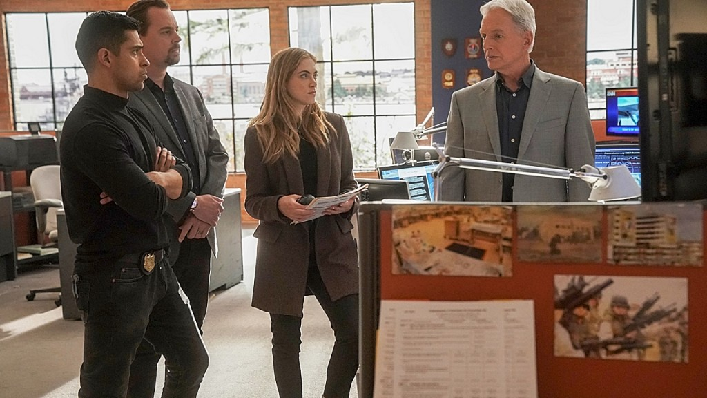 'NCIS' season finale featured surprise guest star (contains spoilers)