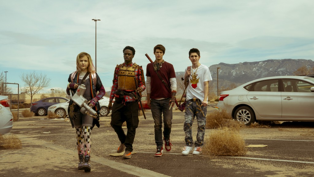 'Daybreak' and 'Looking for Alaska' unleash streaming teen troubles