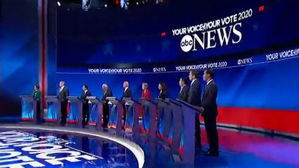 DNC raises polling and donor thresholds for November debate