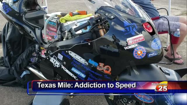 The Texas Mile was a success this past weekend