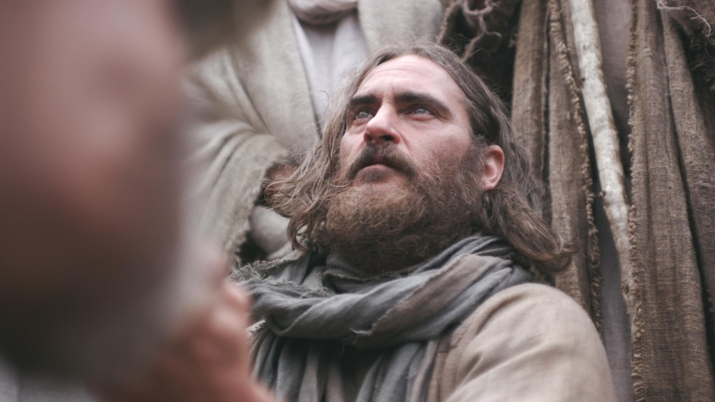 One thing Joaquin Phoenix refused to do playing Jesus