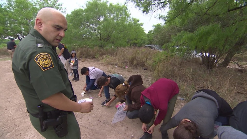 CBP official: US immigration system at 'breaking point'