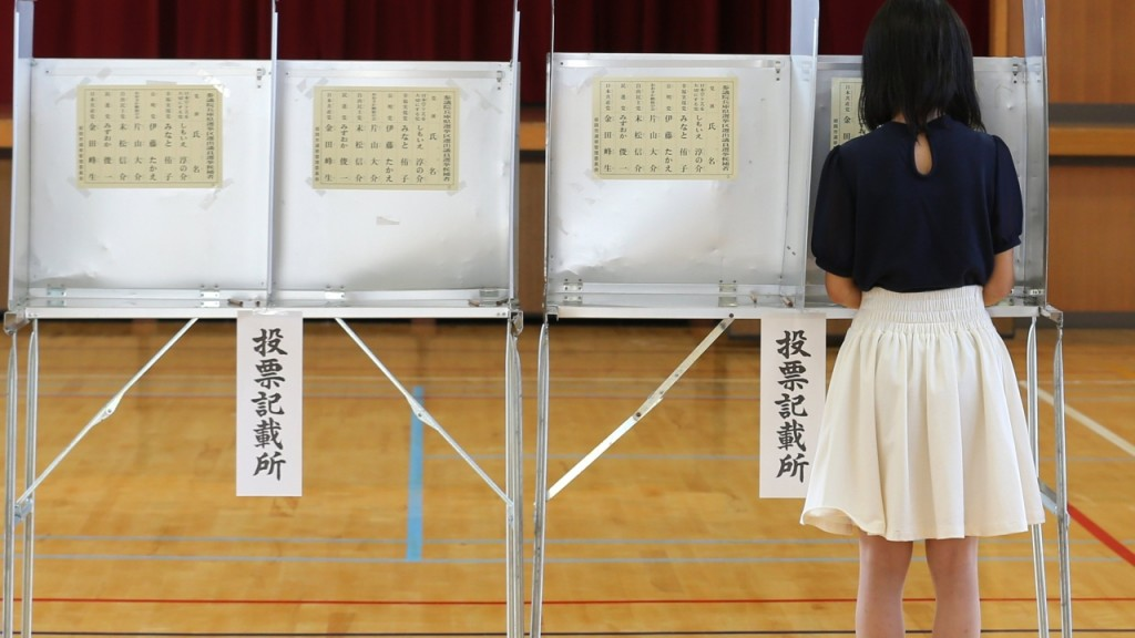 Japan: Women candidates could reshape male-dominated parliament