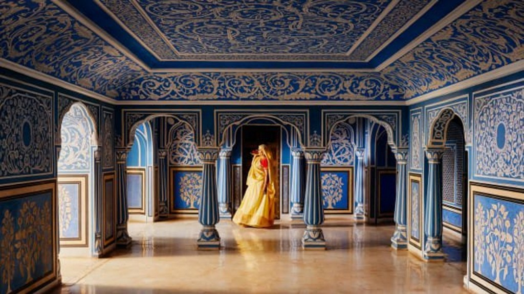 Jaipur's royal family lists Airbnb's first royal property