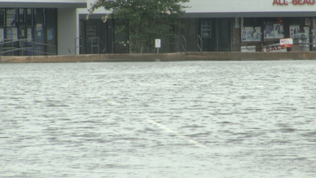 Flooding in Wharton County
