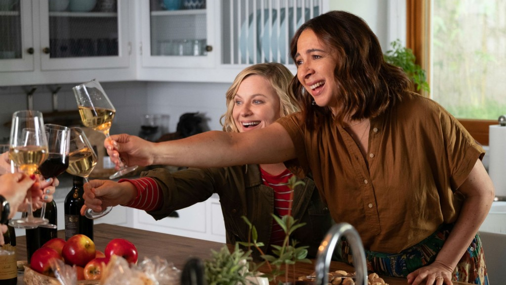 'Wine Country' serves up light comedy from Amy Poehler