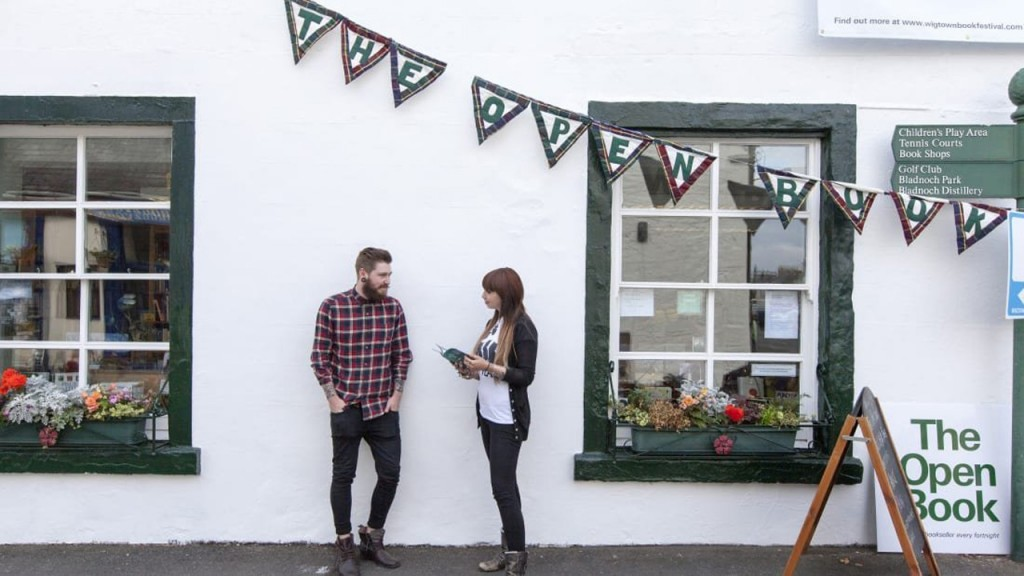 Novel idea: The Scottish bookstore that became a vacation rental