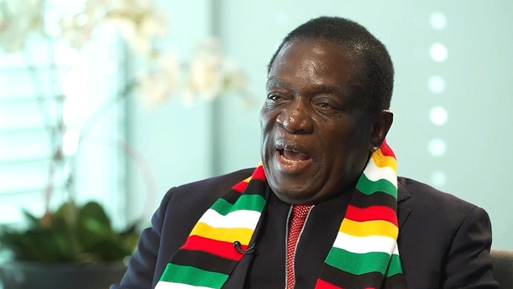 Zimbabwe president says 'heads will roll' after protest crackdown