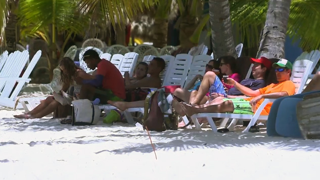 Tourist sees changes at Dominican Republic resort where 2 guests died