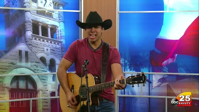 "Community Crossroads: Trey Gonzalez Performs ""down Like This"""
