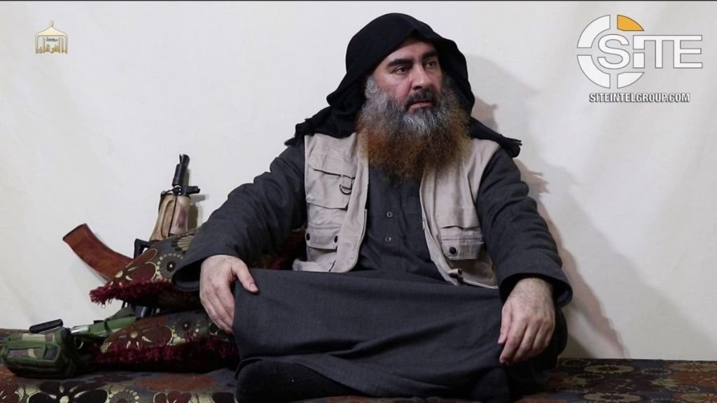 Spy stole ISIS leader Baghdadi's underwear for DNA test, Kurds say