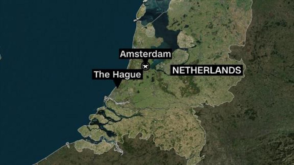 3 people stabbed in The Hague, police say