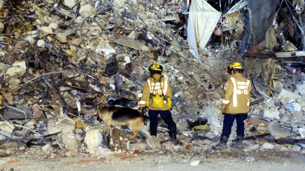 Study: 9/11 attack tied to cardiovascular risk in firefighters