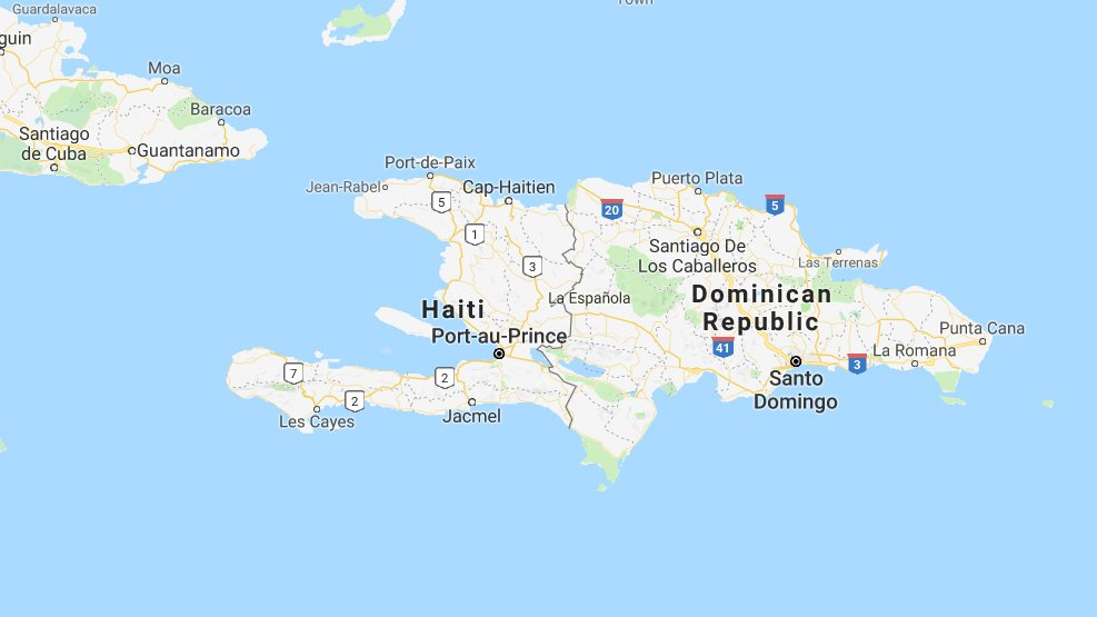 Americans detained in Haiti have returned to US