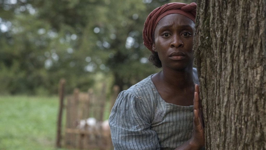 'Harriet' director knows you don't want to see another slave film