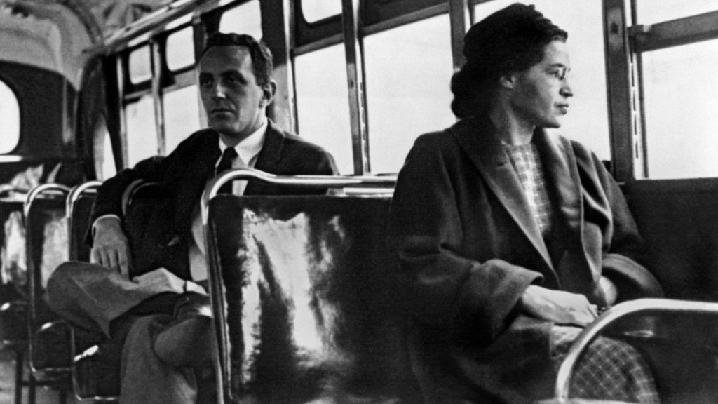 Rosa Parks to be honored with a statue in Montgomery, Alabama