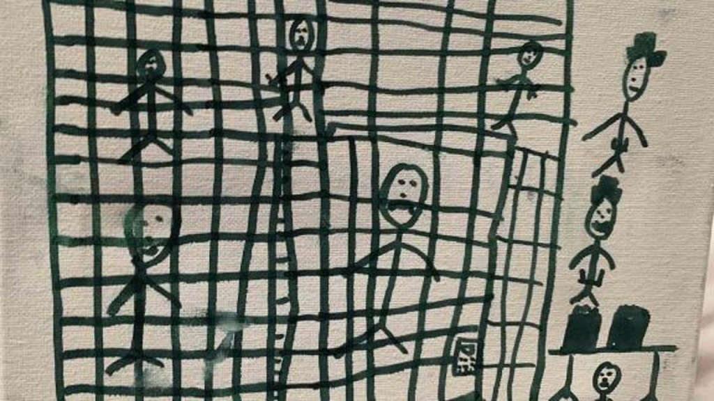 Smithsonian interested in obtaining migrant children's drawings