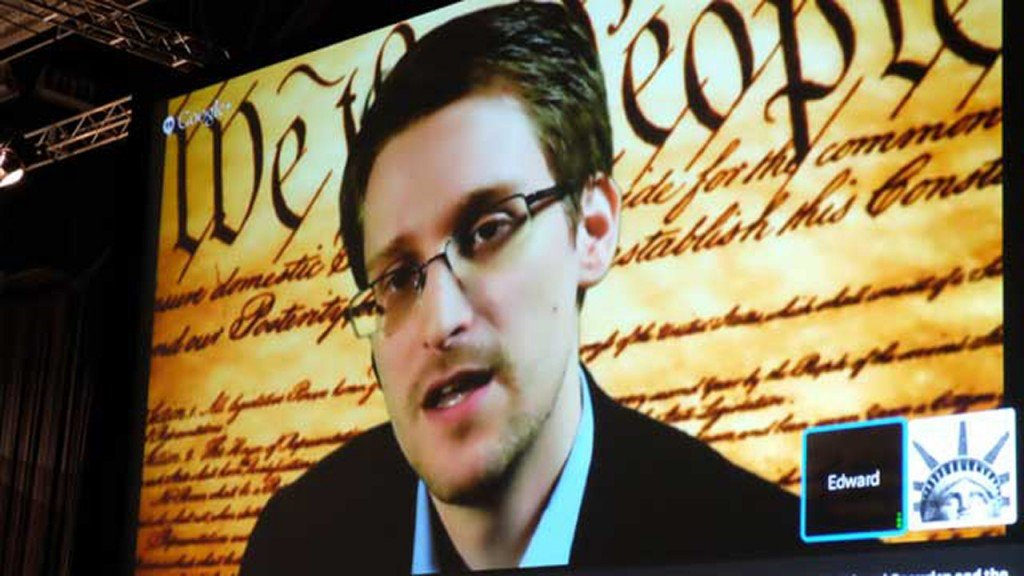 Edward Snowden says he'd like to return to US