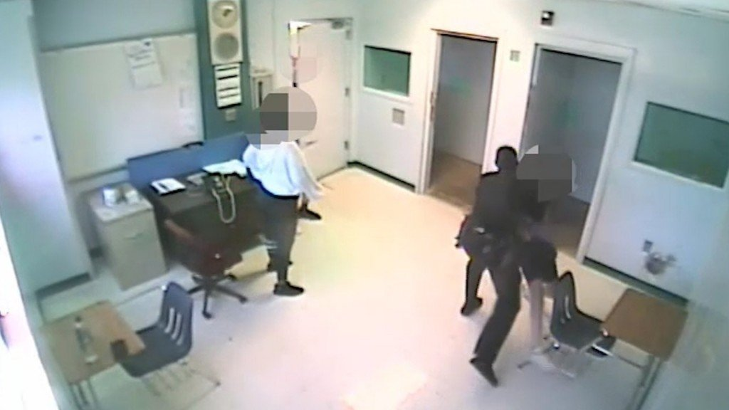 Florida school officer accused of slamming student to ground