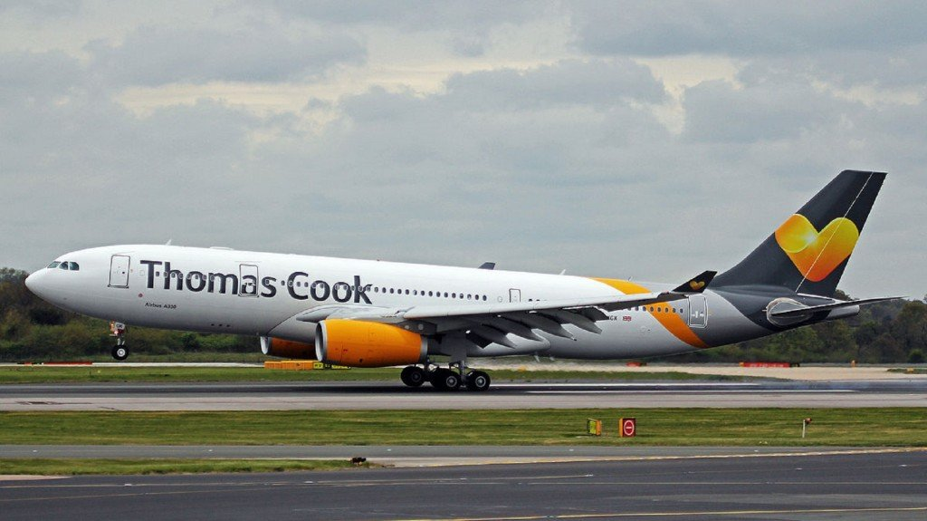 Thomas Cook collapse strands thousands of travelers