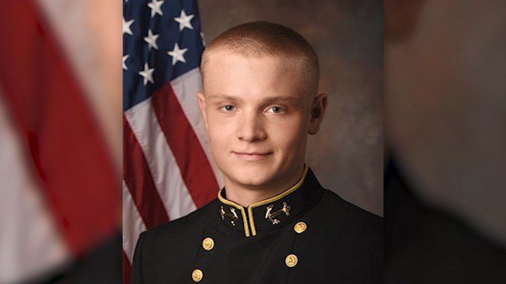 Pensacola shooting victim hoped to become Navy jet pilot